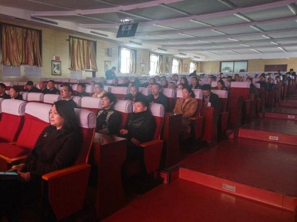 宾县工商联举办全县非公有制经济人士培训班