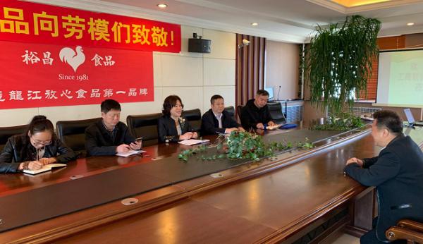 徐伟带队赴我市民营企业开展企业生产成本及税费情况调研