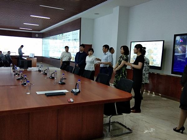 践行绿色发展理念 推动企业绿色发展――省市工商联领导带领民营企业家对龙江环保科技集团、中亚环保科技集团进行实地考察