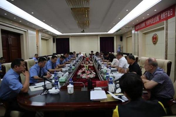 市工商联组织民营企业家与市检察院对话交流