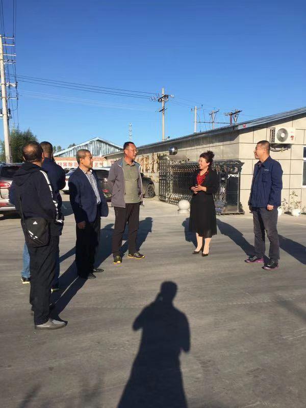 尚志市工商联协调电业部门助力非公企业发展